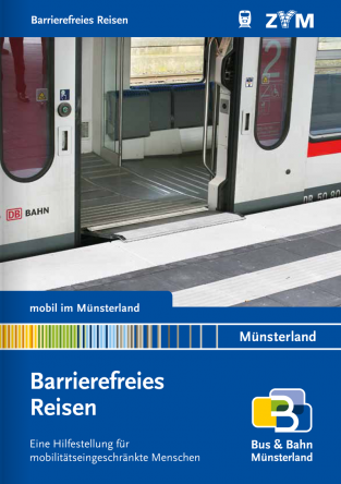 "Cover ""Barrierefreies Reisen"""